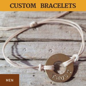 Custom Bracelet - Personalized